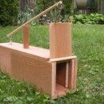 DIY Box Rabbit Trap Plans
