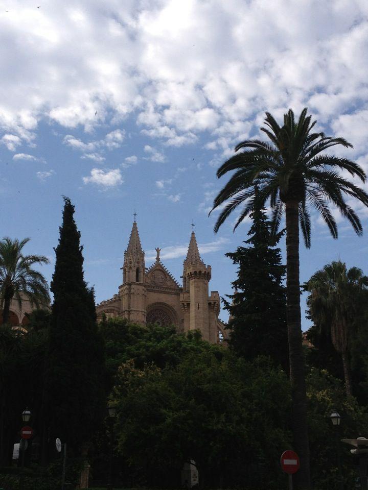 Palma de Mallorca in Islas Baleares