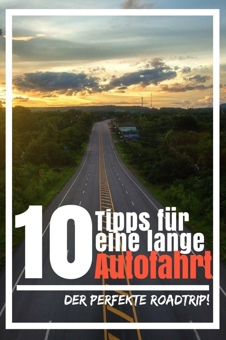 10 Tipps und Tricks für eine lange Autofahrt: Über das Mieten eines Autos, Versicherung, oder die Reise mit Kindern und die richtige Verpflegung. Mit uns gelingt der perfekte Roadtrip!