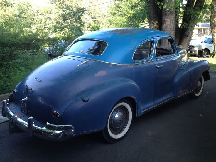 Old Pickups For Sale >> 1947 chevrolet fleetmaster coupe | Thread: 1947 Chevy ...