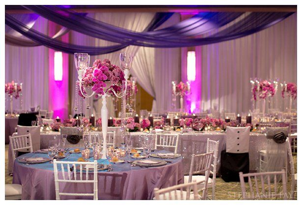 Purple Ideas For Weddings: 1000+ Ideas About Purple Wedding Receptions On Pinterest
