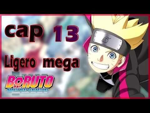 Descargar Anime De Boruto CAPITULO 13 Mega HD Ligero