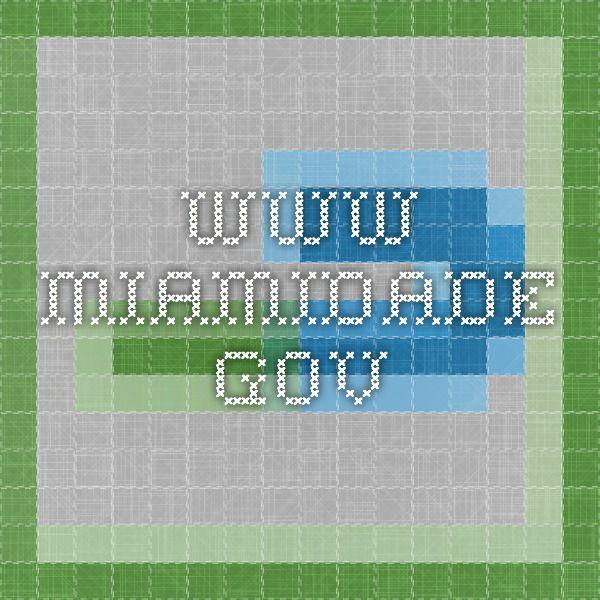 www.miamidade.gov
