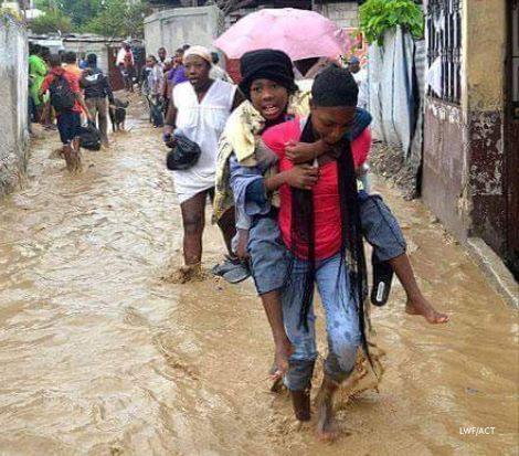 From Presbyterian Disaster Assistance - Hurricane Matthew Response
