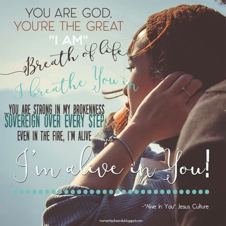 """Alive In You"" by Jesus Culture (feat. Kim Walker-Smith) 