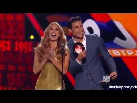 Carlos Rivera y Galilea Montijo como presentadores en #PremiosJuventud2016