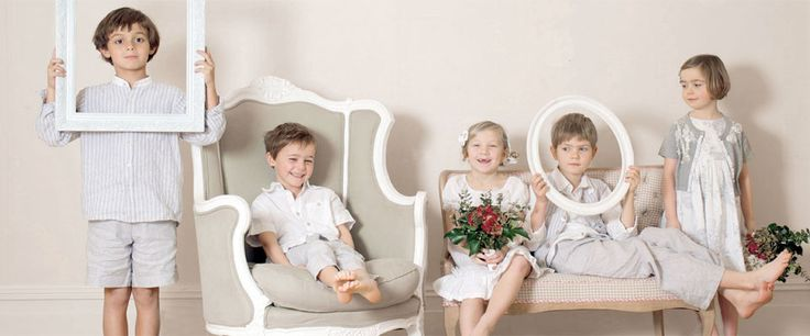 Little Linens Kids Clothes from the UK for Baby, Girls & Boys Designed by K.eely Deiniger. Offering a vintage inspired collection of 100% linen clothing
