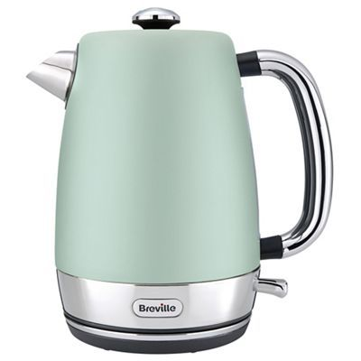 Breville Strata matt green jug kettle VKJ998- | Debenhams