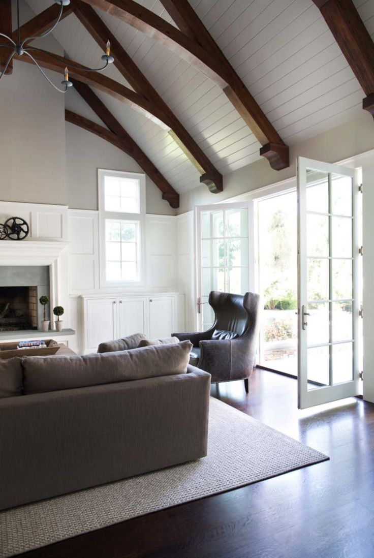 Transitional Home Design Picture 2018