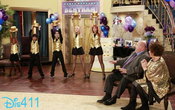 """""""Jessie"""" Episode """"Throw Momma From The Terrace"""" Airs On Disney Channel July 12, 2013"""