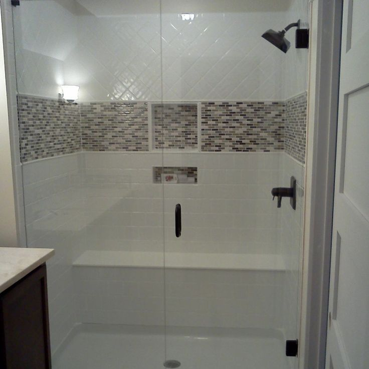 The 25+ best Custom shower doors ideas on Pinterest | Framed ...