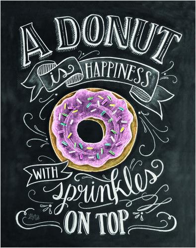 Ein Donut ist Glück - © Lily & Val, MGL Licensing - Bildnr. 630006