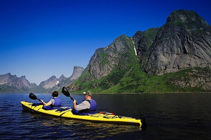 kayakingFavorite Places, Favourite Things