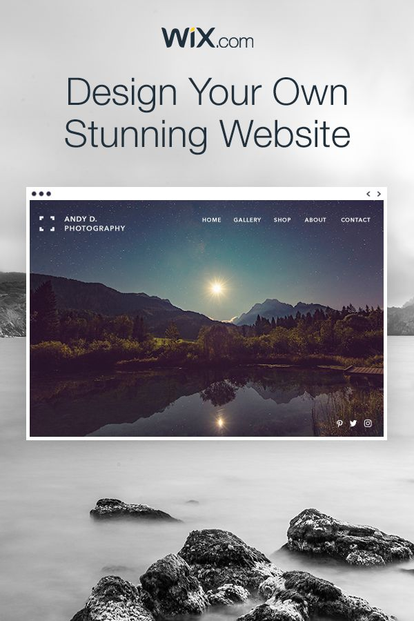 Create Your Own Free Website With Wix The Easiest Way To Build And Design A