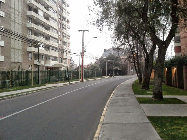 Calle de Stgo