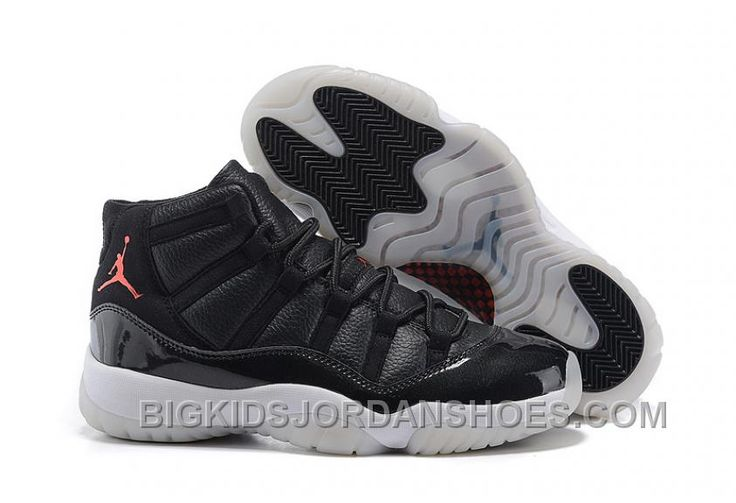 "http://www.bigkidsjordanshoes.com/2016-girls-air-jordan-11-7210-black-gym-redwhiteanthracite-new-style-88asc.html 2016 GIRLS AIR JORDAN 11 ""72-10″ BLACK/GYM RED-WHITE-ANTHRACITE NEW STYLE 88ASC Only $92.04 , Free Shipping!"