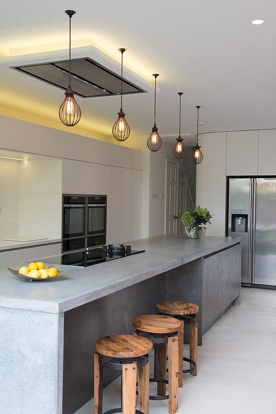 Mortise Concrete, bespoke polished concrete countertops | Countertops