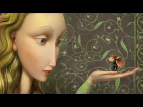 The Tale of Despereaux Book Trailer - YouTube
