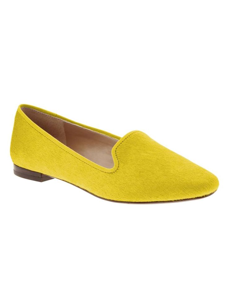 banana republic Beah Haircalf Flat