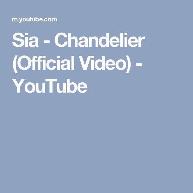 Best 25+ Sia chandelier video ideas on Pinterest | Sia video, Sia ...