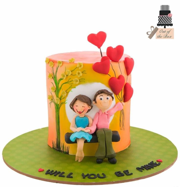 - Cake by Out of the Box
