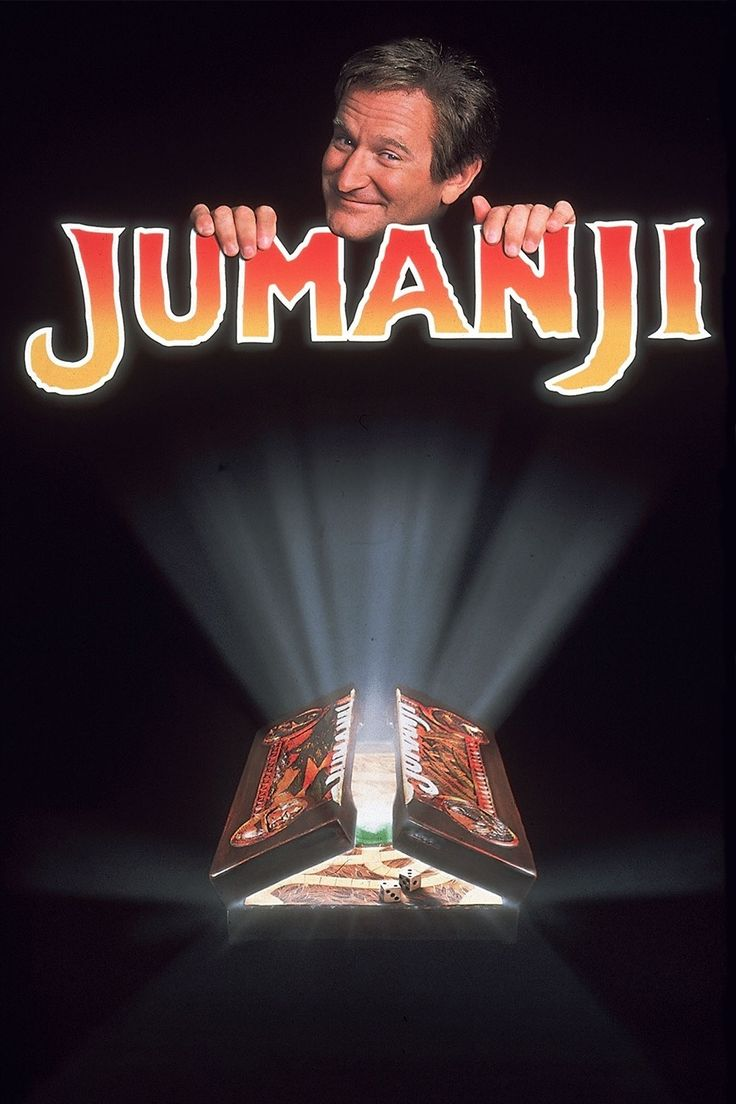 Jumanji Motion Pictures Carteles De Pel 237 Culas Bonnie