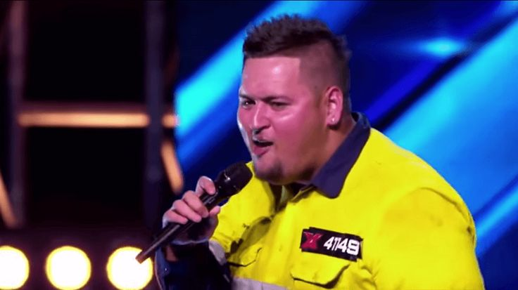 2015 X Factor Australia YouTube | ... Worker Earns Standing Ovation on The X Factor Australia 2015 (VIDEO