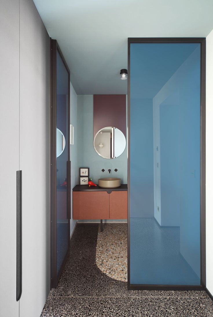 """""""History Repeating"""" Apartment by Marcante-Testa (UdA Architects)   Yellowtrace"""
