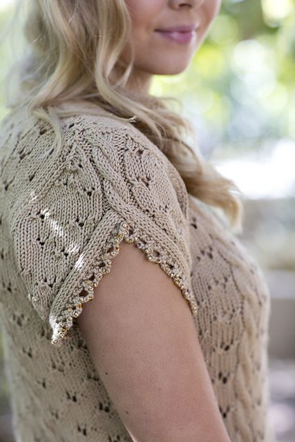 Ravelry: Sienna Sweater pattern by Margaret Holzmann