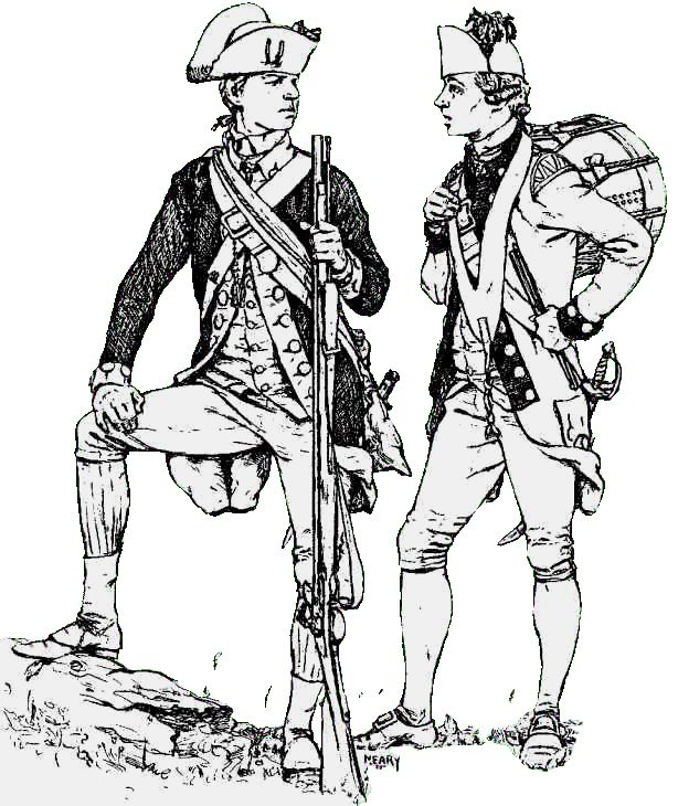465 best Redcoats 1768-83 (AWI) images on Pinterest