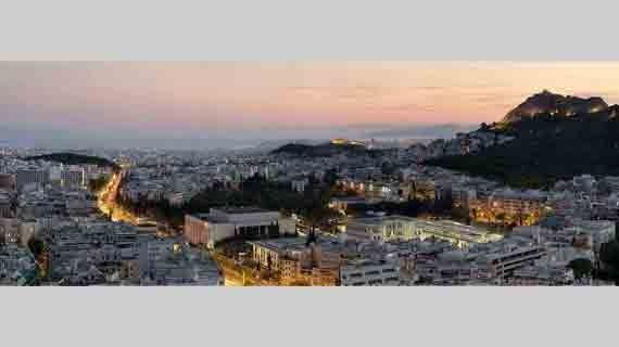 "Γιώργης Γερόλυμπος, ""South, Athens"", edition of 4+1 AP, Digital Chromogenic Fujicolor Chrystal Archive Print , 80 X 220 εκ., a.antonopoulou.art (Αθήνα)"