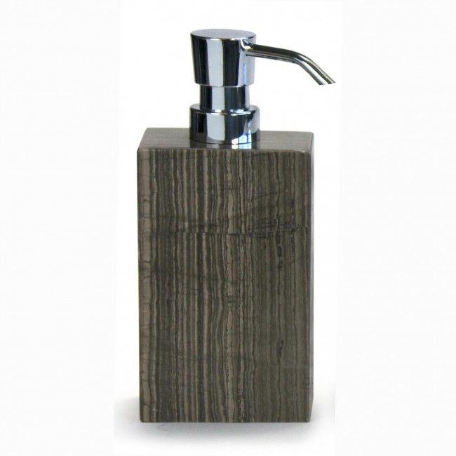 Harman Marble Soap Pump (Graphite)