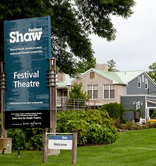 Theatre in style with the help of Shaw Club, all season long.