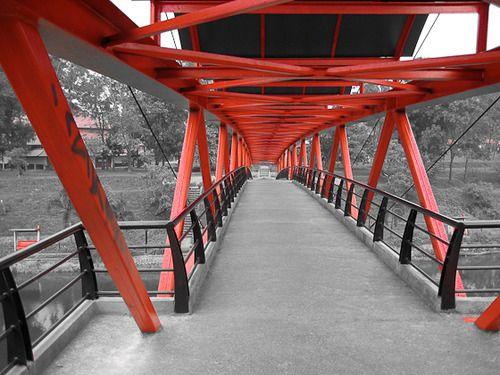 Teksas bridge