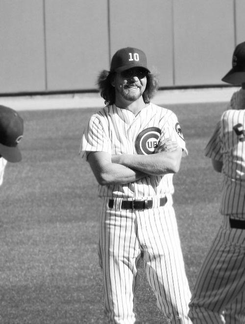 Eddie Vedder  a man always looks better in a uniform!