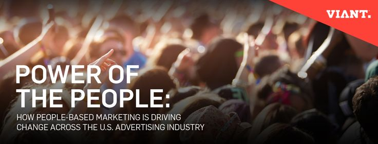 How people-based marketing is driving change across the U.S. advertising industry - Digiday  ||   https://digiday.com/sponsored-viant-people-based-marketing-driving-change-across-u-s-advertising-industry/?utm_campaign=crowdfire&utm_content=crowdfire&utm_medium=social&utm_source=pinterest