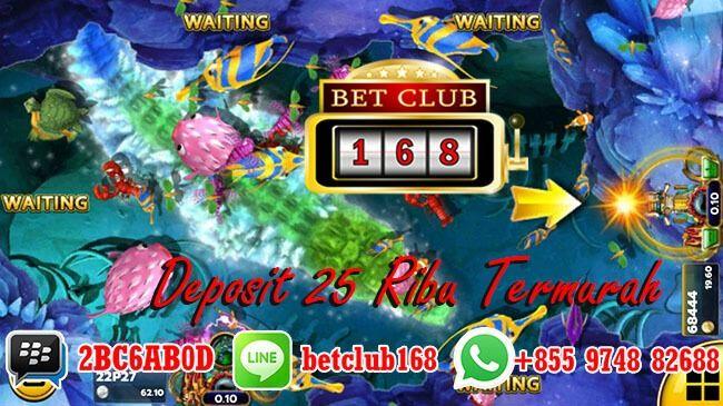 Joker123 Fish Hunter Deposit Murah 25 Ribu Rupiah Ikan Aplikasi Joker