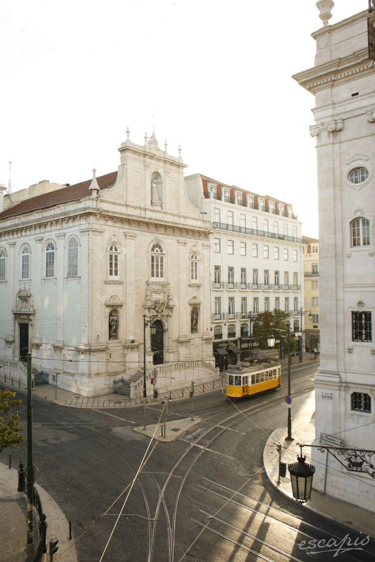 Bairro Alto Hotel. Lissabon, Portugal