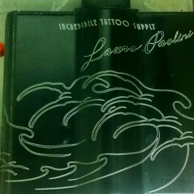 Lauro Paolini Incredibile Tattoo Supply