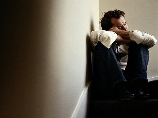 "Jude Law.  Sam Taylor-Wood, ""Crying Men"""