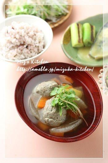 フィリップスマルチチョッパー@いわしのつみれ汁 by 料理家&フード ...