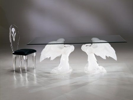 29 best Dining Tables images on Pinterest   Acrylic ...