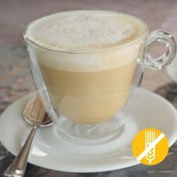 SANS GLUTEN Boisson hyperprotéinée Café Latte ✰ SENZA GLUTINE Bevanda Caffè Latte ✰ SIN GLUTEN Bebida Cafè con Leche