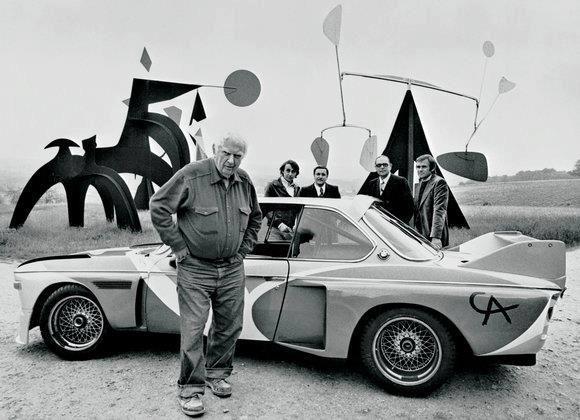 Alexander Calder - 1975