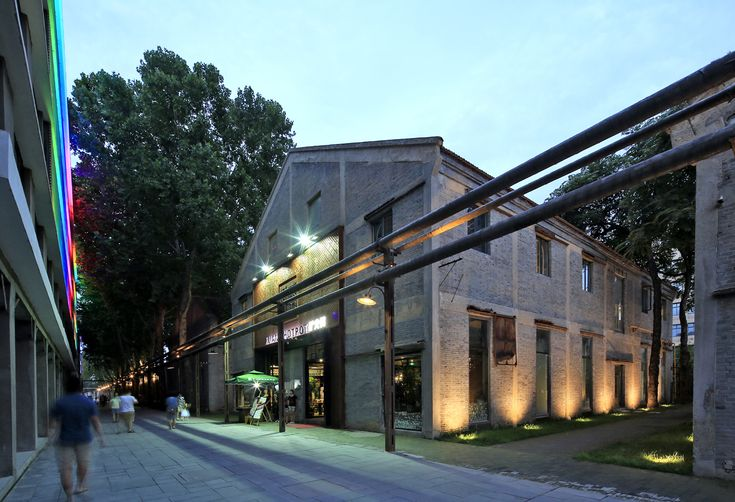 Gallery of Renovation of Xi'an Dahua Textile Mill / China Architecture Design Group Land-based Rationalism D.R.C - 6