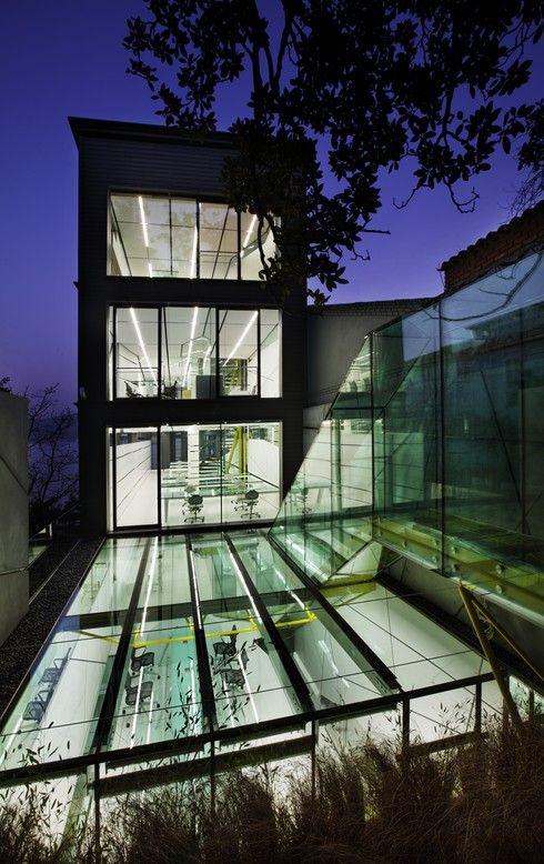 Dardanel Yönetim Binası'na ICONIC Award   Alataş Mimarlik