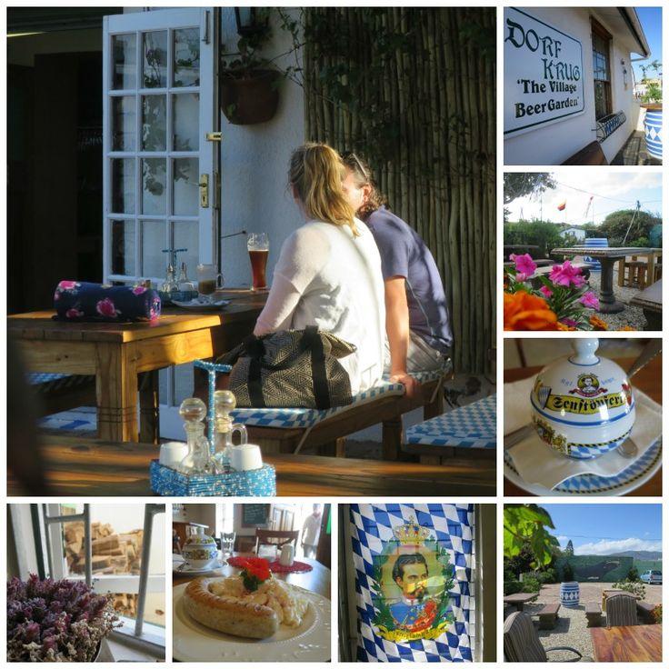 Dorf Krug German Eatery                     Address: 19 Long Street, Hermanus Tel: 028 312 1073 Email: dorf.krug.hermanus@gmail.com
