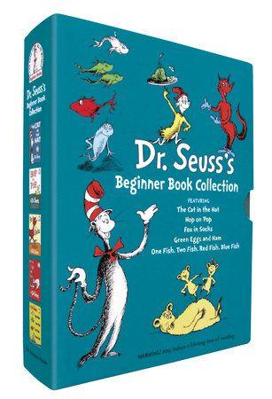 Dr. Seuss Beginner Book Collection - Plaats Engels J SEUS