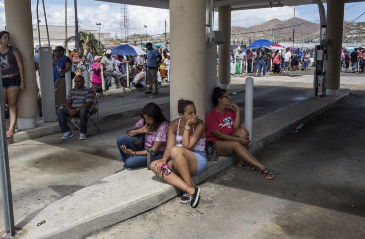 Donald Trump's response to devastation on the island has been markedly different than to damage in Texas and Florida, notably in his repeated mention of the burden of cost. Puerto Ricans have noticed.