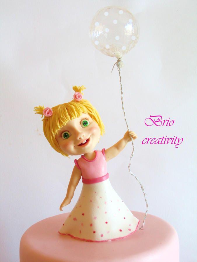Little Masha by Carmela Iadicicco (torte con brio)